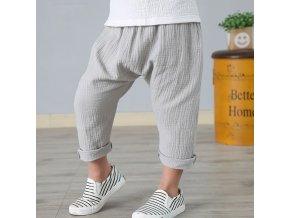 Trendy dětské kalhoty