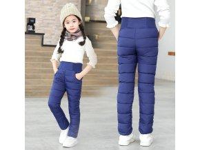 Dětské zimní kalhoty THICK