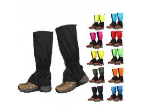 Nepromokavé návleky na nohy / venkovní návleky na boty TOURIST