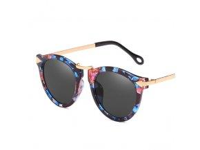 Dámské sluneční brýle / elegantní stylové brýle BLOOM