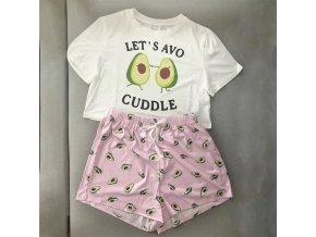 Pyžama Summer time