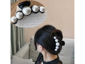 Spona do vlasů Pearls