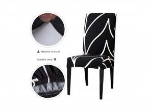 Potah na židle Nero