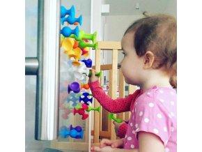 Sací stavebnice / dětská sada / kreativní hračka LOLLYPOP