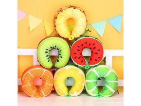 Cestovní polštářky Fruit
