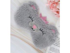 Masky na spaní Animal