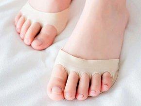 Pohodlné vložky do bot