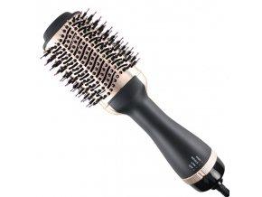 Horkovzdušný hřeben na vlasy / 3v1 fén na vlasy CHEETAH