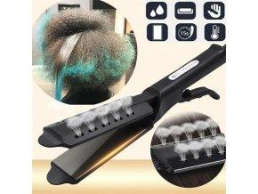 Žehlička na vlasy / parní žehlička na vlasy QUEEN
