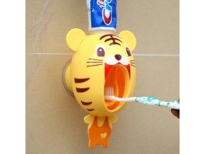 Dávkovač zubní pasty pro děti