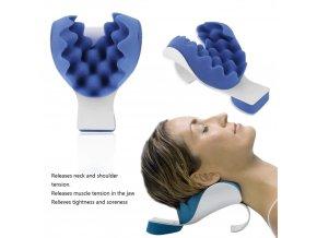 Relaxační podpěrka krku