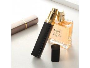 Mini rozprašovač na parfémy