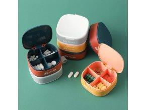 Krabička na léky Pill box