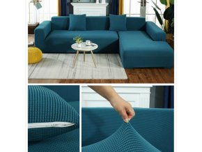 0 main saoltexi plush fabirc elastic sofa cover solid l shape sofa covers velvet for living room stretch slipcover couch cover xx01