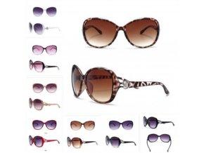 Moderní sluneční brýle / dámské sluneční brýle UV400 TRENDY