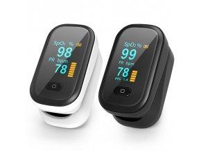 Pulzní oxymetr / prstový pulzní oxymetr HEALTH
