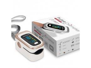 Prstový pulzní oxymetr / pulzní oxymetr CARE