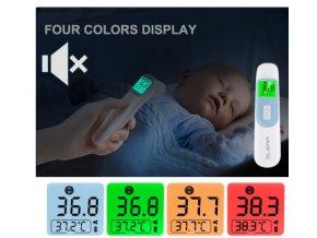 LCD bezdotykový teploměr ELERA