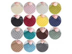 3 main home decoration solid color sofa cushion cover elastic protector sofa cover personality matching washable couch cover slipcover