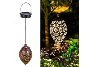 mainimage0Solar Light LED Lantern Garland Waterproof garden light Hanging Outdoor Fairy Lights for Solar Lamp Garland