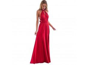 Dámské vázací šaty / šaty pro družičky / šaty na mnoho způsobů / šaty na svatbu Esther