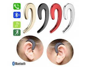 mainimage0Universal Bone Conduction Earphone Wireless Bluetooth 4 2 Sports Stereo Headset For Laptop Tablet For Xiaomi