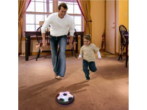 mainimage018cm Hovering Football Mini Toy Ball Air Cushion Suspended Flashing Indoor Outdoor Sports Fun Soccer Educational