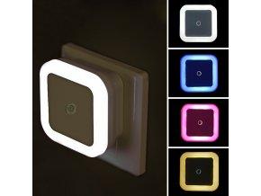 mainimage0Wireless LED Night Light Sensor Lighting Mini EU US Plug Night light Lamp For Children Kids