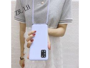 mainimage3Strap Cord Chain Case For Samsung Galaxy A41 A51 A71 A50 A70 A31 A40 A10 A20