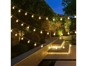 mainimage05M 10M 20M 30M 50M Garland LED Ball String Light Christmas Bulb Fairy String Decorative Lights