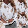 Dámská košile s ananasy (Velikost S)