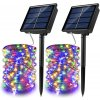 0Led Outdoor Solar String Lights Fairy Holiday Christmas For Christmas Lawn Garden Wedding Party and Holiday (3)