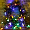 4 main 3m 6m 10m fairy garland led ball string lights waterproof for christmas tree wedding home indoor decoration battery powered