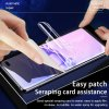1 main 3pcs hydrogel film on the screen protector for samsung galaxy s10 s20 s9 s8 plus s7 s6 edge screen protector for note 20 8 9 10