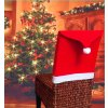 4 main ibows 46pcs christmas chair covers santa claus hat christmas dinner chair back covers table party decor new year party supplies