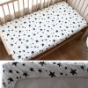4 variant baby fitted sheet for newborns cotton soft crib bed sheet for children mattress cover protector 130x70cm allow custom make