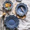 Jídelní talíře / hluboké talíře RETRO