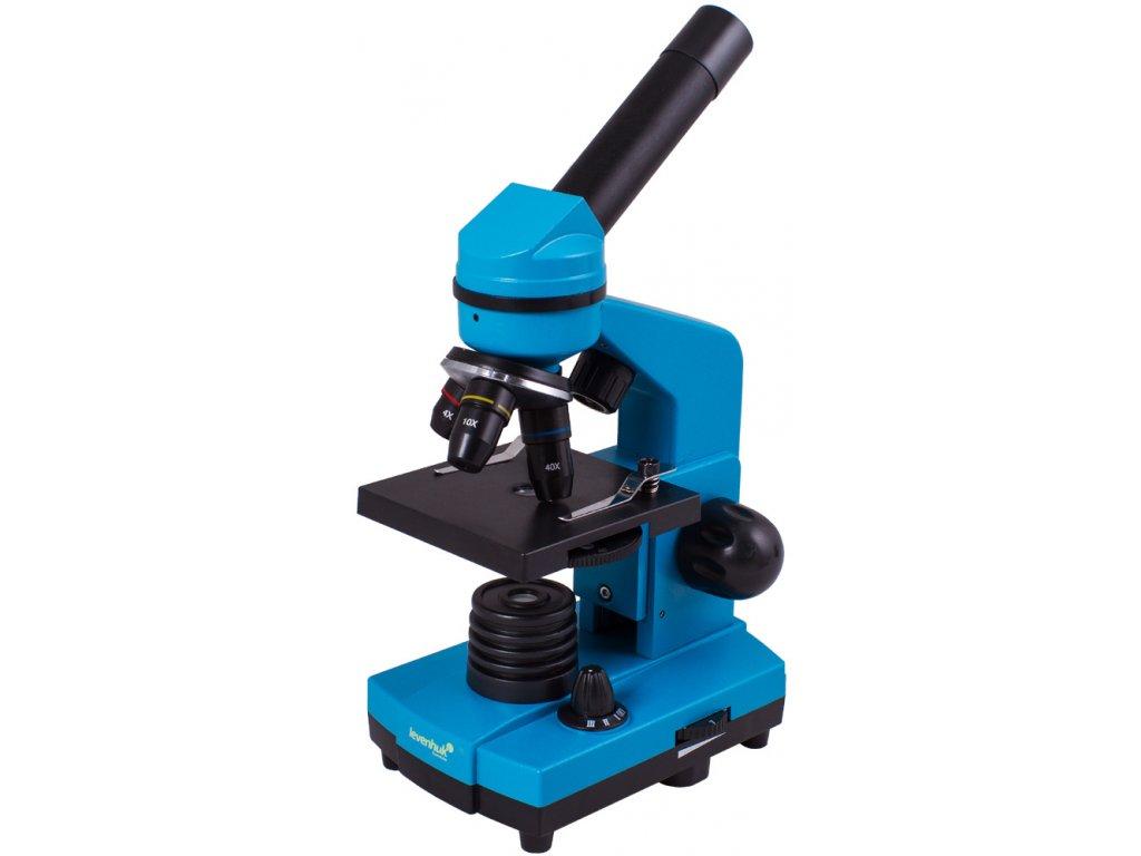 Mikroskop Levenhuk Rainbow 2L Azure