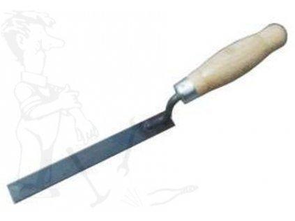 Lžíce spárovací 160x15 nerez