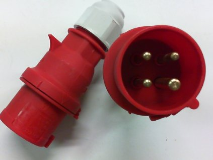 Vidlice 4-kolík 16A Bals IP44 2130