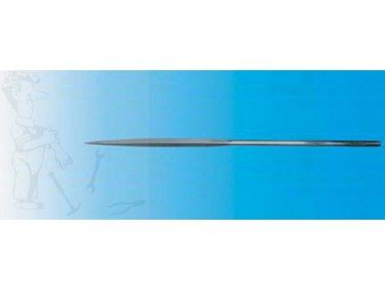 Pilník jehlový 3,5 tříhranný 140/2 AJAX