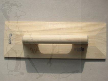 Hladítko dřevěné 400x150