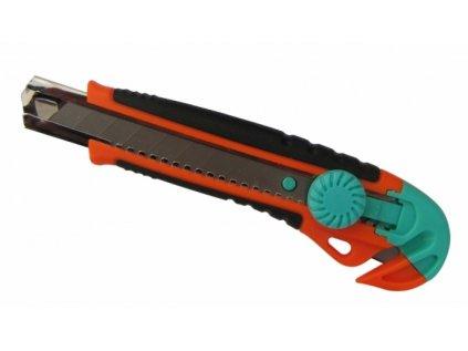 Nůž odlamovací s řezákem kolečko 18mm METRIE