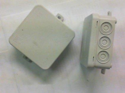 Krabice rozbočovací 85/85/40 IP54 F-tronic