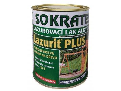 Lazurit Plus 0,7 kg Ořech