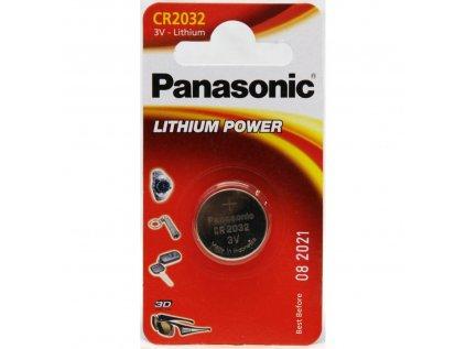 Baterie CR-2032 EP Panasonic 1ks