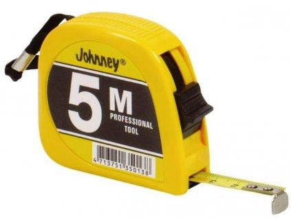 Metr svinovací 5 m x 13 mm, Johnney KDS