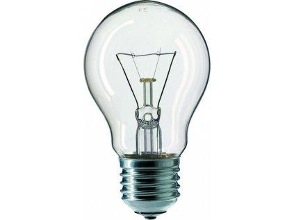 Žárovka čirá E27 60W/240