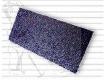 Papír brusný náhradní černý 400x180mm