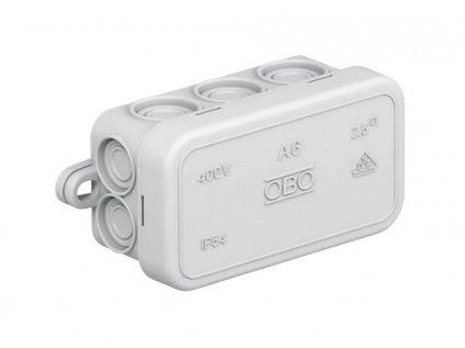 Krabice odbočná OBO Mini 25 A6